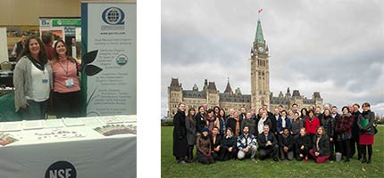 "the Western Organic Dairy Producers Alliance Conference and Canadian ""Organics on the Hill"" Policy Conference"