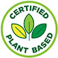 Certified Plant Based Logo