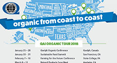 Meet QAI on Our Organic Tour
